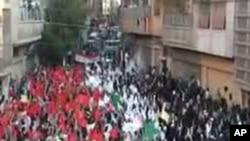 شام: سیکیورٹی فورسز کی کارروائی میں پانچ افراد ہلاک