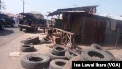 Dans l'État de Kaduna, au Nigeria, le 20 décembre 2016.