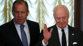 Lavrov: Armëpushimi në Siri, çështje orësh