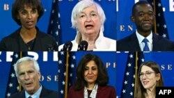 Члени Консультативної економічної ради президента Байдена (архівне фото)
