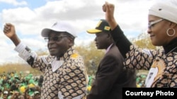 President Robert Mugabe campaigning recently in Mashonaland Central Province