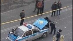 افزايش بمب گذاری تندروهای اسلامگرا در قزاقستان
