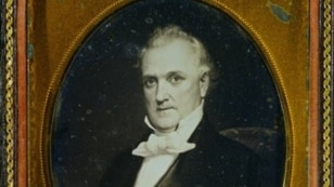 James Buchanan tried and failed to end the country's bitter dispute over slavery.