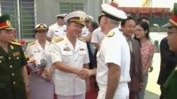 Việt-Mỹ đối thoại quốc phòng lần thứ tư tại Washington