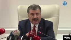 Sağlık Bakanı Fahrettin Kocaa