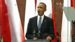 Обама у Європі: Ваша свобода є нашою свободою