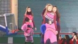 هفته مد در لندن و مجموعه لباسهای پائیزه زمستانه ۲۰۱۵