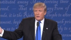 Trump on Releasing His Tax Returns