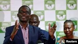 Afisa mkuu mtendaji wa IEBC, Ezra Chiloba.
