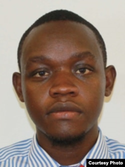James G. Mwangi, English teacher, aspiring journalist and Director of Mavens Education Centre in Kenya,