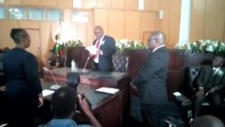 Chief Justice Malaba Swears in New High Court Judges