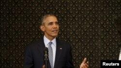 美國總統奧巴馬2月0日資料照。