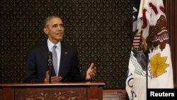 Predsednik Obama u skupštini Ilinoja, 10. februar, 2016.