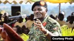 Jenerali Katumba Wamala mkuu wa majeshi ya Uganda