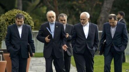 مذاکرات سویس روی برنامه ذروی ایران