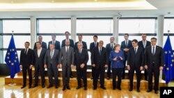 Neformalni sastanak lidera EU u Briselu, 24. jun 2018.