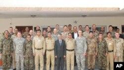 پاک،افغان اور اتحادی افواج کا اطلاعاتی اجلاس