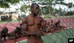 Des militiens pro-Gbagbo arrêtés en avril 2011