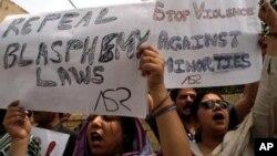 آسیہ بی بی کیس: توہین رسالت قوانین پر نئی بحث کا آغاز
