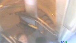 2011-09-27 粵語新聞: 工程人員將攀援而下檢修華盛頓紀念碑