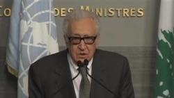 """聯合國特使:""""大家都準備支持""""敘利亞和談"""