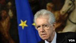 Italia y Estados Unidos son miembros de la OTAN, y según la Casa Blanca, coordinan en conjunto políticas regionales e internacionales.