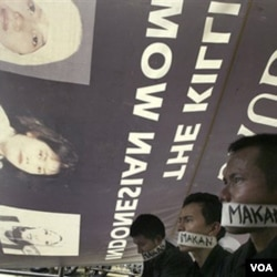 Demonstrasi terkait kasus penganiayaan TKI di Arab Saudi juga pernah di gelar pada 23 Agustus 2007.