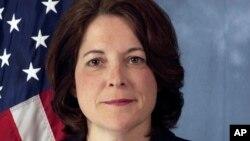 အေမရိကန္အစုိးရ Secret Service ေထာက္လွမ္းဌာနရဲ႕ အႀကီးအကဲအျဖစ္ ခန္႔အပ္ခံရသူ Julia Pierson
