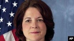 This undated photo provided by the U.S. Secret Service shows Secret Service agent Julia Pierson. (AP)