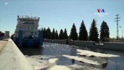 ԱՌԱՆՑ ՄԵԿՆԱԲԱՆՒԹՅԱՆ. Վոլգա գետի երկայնքով վերսկսվել է նավարկությունը