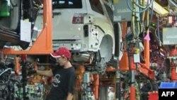 Jedna od američkih fabrika za proizvodnju automobila