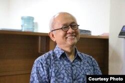 Sumardi, dokter spesialis paru RSUP dr Sardjito Yogyakarta.foto Humas UGM