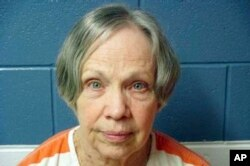 FILE - This April 8, 2016, file photo, provided by Utah State Prison shows Wanda Barzee.