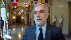 Exfiscal CPI se defiende durante sesiones de OEA