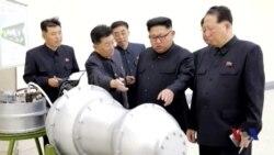 朝鲜威胁要在太平洋进行氢弹试验