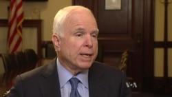 US Senator McCain Worried 'a Great Deal' by Taliban Advances