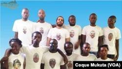 Activistas condenados