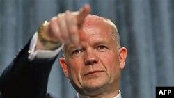 Ngoại trưởng William Hague nói rằng khu vực do chính phủ Afghanistan tại Kabul kiểm soát đang được nới rộng.
