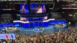 Hillary Clinton officiellement investie par le Parti démocrate