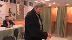 白俄羅斯反對派杯葛議會選舉