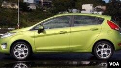 La Ford Fiesta 2015 (VOA)