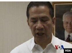 菲律賓外交部發言人勞爾埃爾南德斯