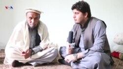 د ادریس وزیر پلار غازي محمد وايي زوی یې طالبانو بې گناه ووژلو