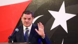 Abdel Hamid Dbeibah a remis la liste de son gouvernement au parlement libyen