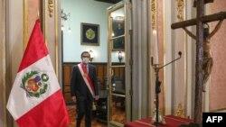 Peru Prezidenti Martin Viskarra