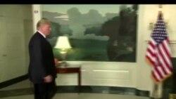 صدر ټرمپ: ایران سره د معاهدې منظوري نشم کولی