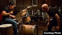 "A scene from ""Whiplash"" (Courtesy Sundance/Daniel McFadden)"