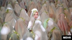 """برگزاری مراسم موسم به """"جشن تکلیف"""" در ایران - آرشیو"""