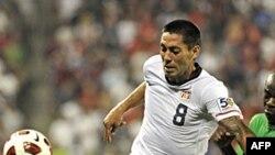 Футбольная сборная США вышла в полуфинал Золотого кубка