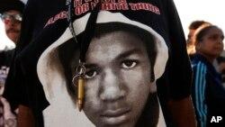 齊默曼槍殺馬丁案引發美國各地大規模抗議示威